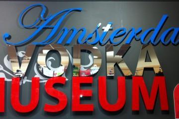 Museu da Vodka Amsterdam Bendita Vodka