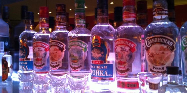 Museu da Vodka Amsterdam | Bendita Vodka
