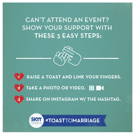 #ToastToMarriage