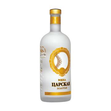 Vodka Tsarskaya Zolotaya – Czar's Gold 2