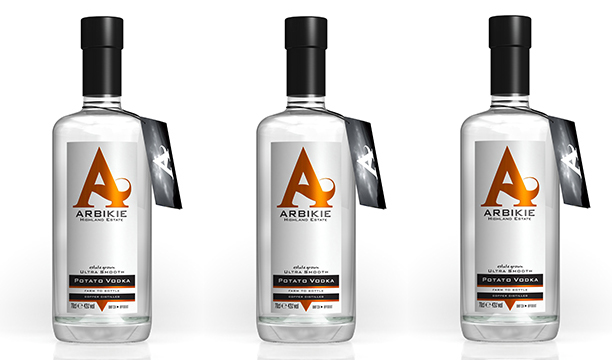 Arbikie  Vodka - Benditavodka