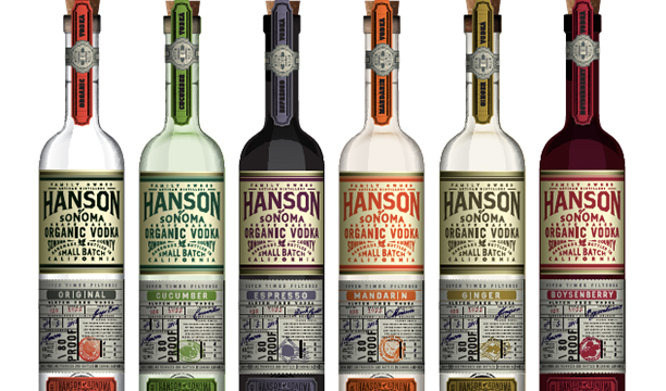 Hanson of Sonoma - Benditavodka