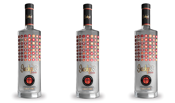 Jackpot Vodka - Benditavodka