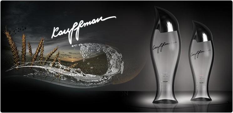 Kauffman Vodka_Bendita Vodka