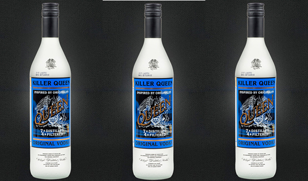Killer Queen Vodka - Benditavodka