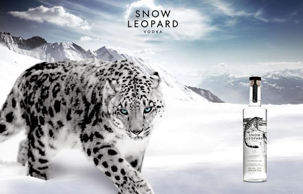 Snow Leopard Vodka_Bendita Vodka