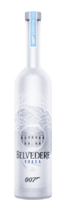 Belvedere 007 SPECTRE Bottle