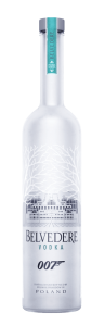Belvedere MI6 Bottle