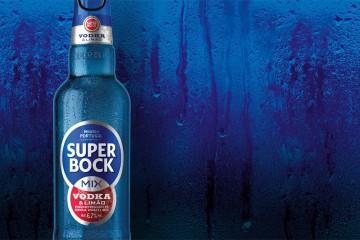 Super Bock Mix Vodka