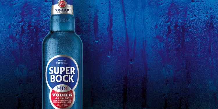 Super Bock Mix Vodka