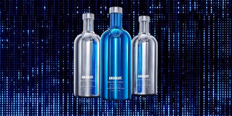 Absolut Electrik_Bendita Vodka