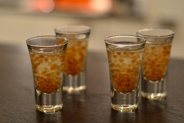 Shot Molecular - Bendita Vodka