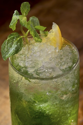 Drinks | Apple Mojito - Bendita Vodka