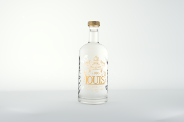 Louis 1880 Vodka - Bendita Vodka