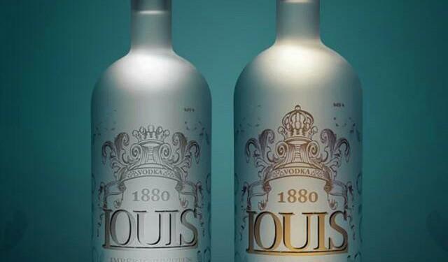 Louis 1880 - Bendita Vodka