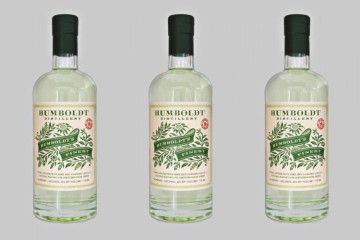 Vodka com erva - Bendita Vodka