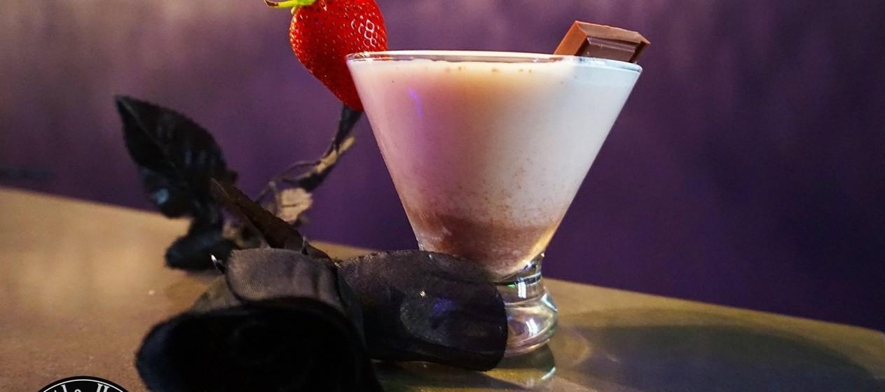 The Chocolate Factory Martini