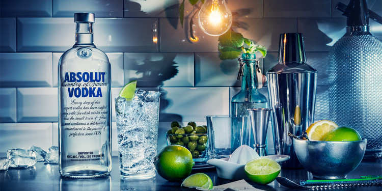 Drinks Absolut