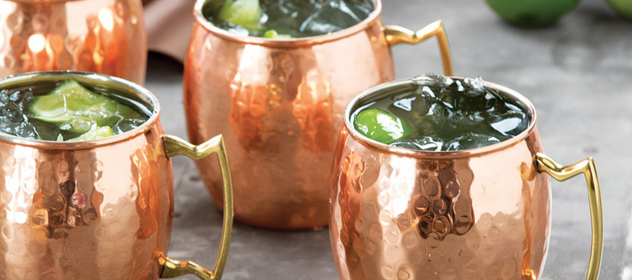 Moscow Mule | Bendita Vodka