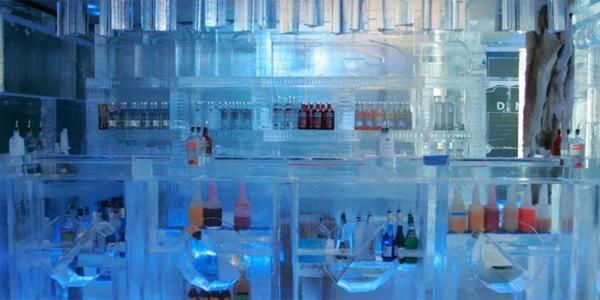 Bar de Gelo Shopping Total