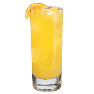 Drink Screwdriver - Vodka e laranja