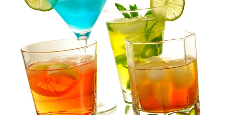 Drinks divertidos com vodka