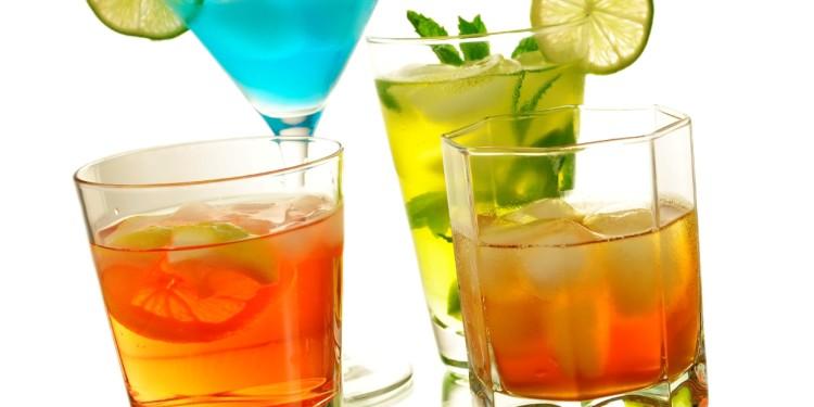 Drinks divertidos com vodka