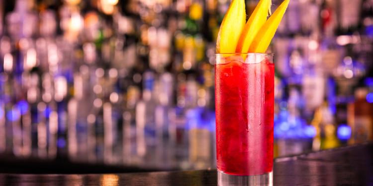 Vodka, pimenta e manga